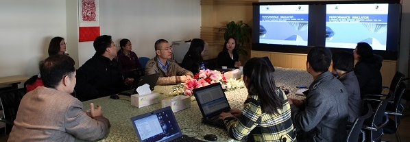 Cooperation in Shanghai with SEDLÁK & PARTNER